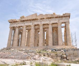 Partenón, Atenas (Grecia)